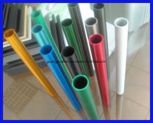 2014 T6 Seamless Anodized Aluminium Pipes/Profile/Tube (WXGY100) pictures & photos