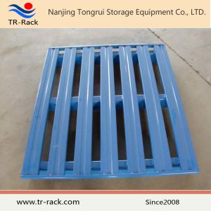 Larage Loading Capacity Metal Steel Pallet with Customized Size pictures & photos
