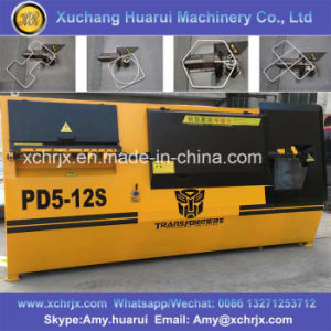 Automatic Steel Bending Machine/Stirrup Bar Bending Machine pictures & photos