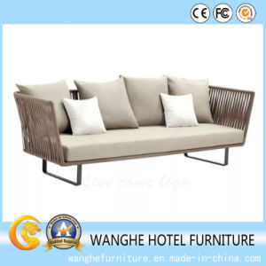 Hotel Furniture Comfortable Dining Room Rattan Furniture Set pictures & photos