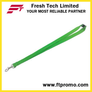 OEM Company Promotion Polyester Lanyard for Screen Printing pictures & photos