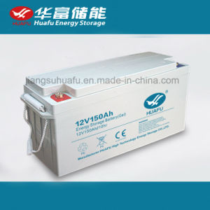 12V 150ah Power Deep Cycle Battery pictures & photos