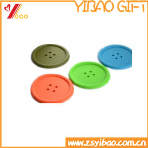Cute High Quality PVC Coaster Custom (YB-HR-42) pictures & photos