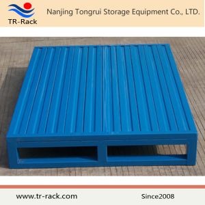 Customized Warehouse Storage Heavy Duty Steel Metal Pallet pictures & photos