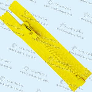 Open End Auto Lock Slider 5# Plastic Zipper pictures & photos