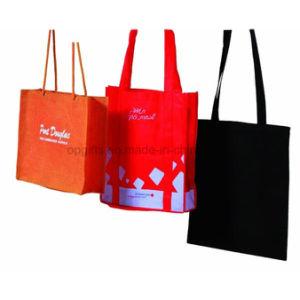 Promotional Cotton Bag, Non Woven and Drawstring Bag (BG08) pictures & photos