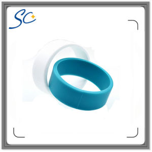 Company Logo Printed Silicone RFID Wristband for Access Control pictures & photos