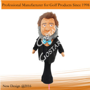 New Design Character Shape Golf Headcover pictures & photos