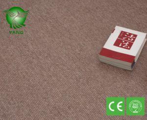 Embossed Surface Plastic PVC Plank Flooring Carpet Luxury Vinyl Tile Flooring pictures & photos