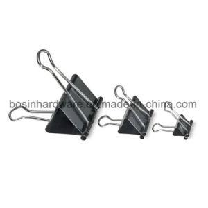 15mm Black Metal Binder Clip pictures & photos