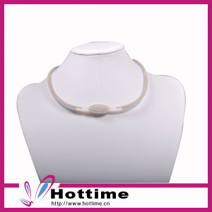 Neagative Ion Rubber Necklace (CP-GJ-GD-001) pictures & photos