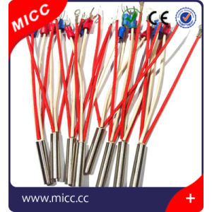 Micc Stainless Steel Screw Single Head Electric Cartridge Heater for Plastic Mold pictures & photos