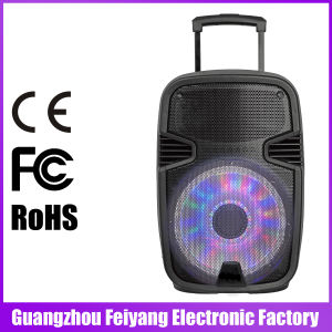 Feiyang/Temeisheng Active Rechargeable PA Bluetooth Speaker with Trolley---F23L pictures & photos