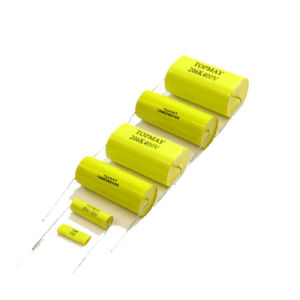 22UF/160V Metallized Polypropylene Film Capacitor Axial Type (TMCF20) pictures & photos