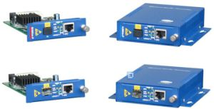 Chassis-Based Bladed Fiber Media Converter pictures & photos
