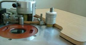 Woodworking Manual Edge Banding Machine pictures & photos