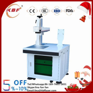 Advanced Design Fiber Laser Marking Machine for Mobile Watch Phones pictures & photos