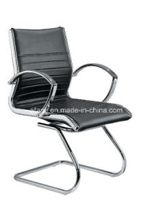 Modern Metal Aluminium Leather Office Conference Visitor Chair (RFT-E16) pictures & photos