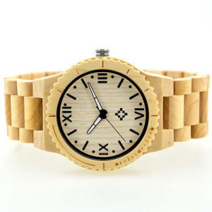 Luxury Design Business Wooden Fashion Watch pictures & photos