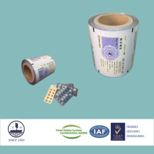 ISO/Fssc/Ohsas Certified Composite Film for Pharmaceutical Packaging pictures & photos