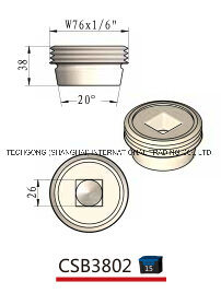 Construction Tools Foundation Tools Casing Screws Csb3802 pictures & photos