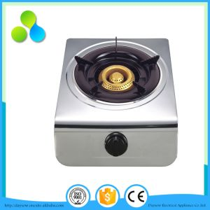 Single Burner Gas Stove Price pictures & photos