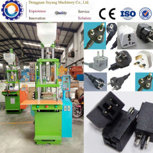 Dongguan Jieyang Factory Servo Vertical Injection Molding Machine pictures & photos