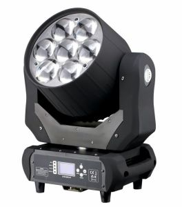 7PC 40W 4 in 1 LED Beam Moving Head Zoom Light pictures & photos