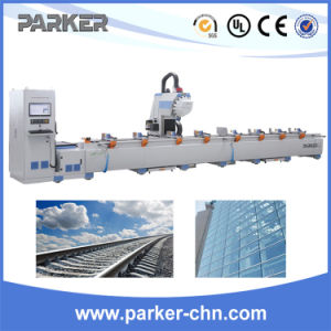 CNC Milling Drilling Tapping Machine Center for Industrial Aluminum pictures & photos