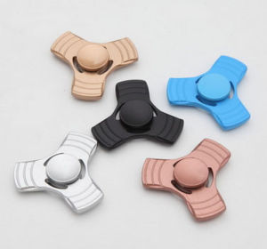 Metal Shield Toy Spinner Fidget Toy pictures & photos