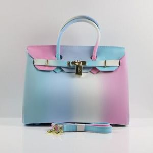Matte Beachkin Customized Color Jelly Bag (XP1067D) pictures & photos