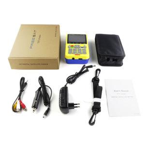 Freesat V8 Finder 3000mA Lithium Battery Digital Satellite Finder pictures & photos