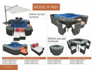 Outdoor Garden Rattan Wicker Furniture SPA Set