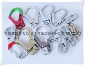 Large Industrial Protective Safety Forged Steel Snap Hook G7150 pictures & photos