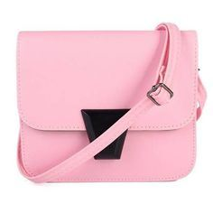Candy Color Women Synthetic Leather Shoulder Bag Hand Bag (BDMC020) pictures & photos