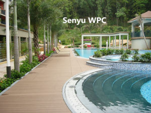 Eco- Friendly WPC Hollow Flooring (SY-03) pictures & photos