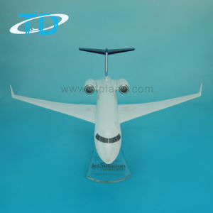 Premium Aviation Gift Resin Model Business Airplane Global Express pictures & photos