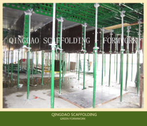 Green Formwork Early Stripping Slab Steel Formwork pictures & photos