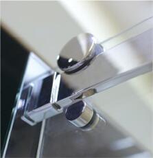 Bathroom 8mm Big Roller Sliding Door Shower Enclosure (BN-BRSL12) pictures & photos