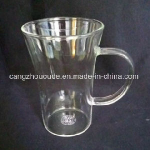 Reasonable Heat-Resistant Borosilicate Glass Cup