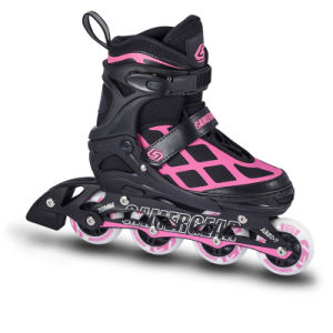 Semi Soft Inline Skate (SS-98A-3) pictures & photos