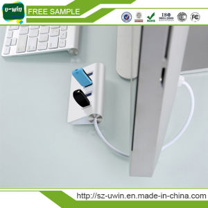 Free Sampe 4 Ports USB 3.0 USB Hub pictures & photos