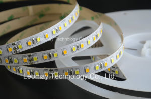 Manufacture CRI90+ Epistar SMD2835 CCT Color Adjustable LED Strip pictures & photos