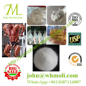 Cycling Muscle Building Steroids Drostanolone Propionate Masteron pictures & photos