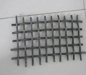 Galvanized Heavy Duty Crimped Wire Mesh Mine Sieving Mesh pictures & photos