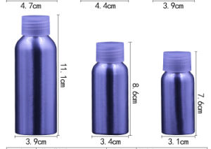 Hot Sale Colorful Aluminum Bottle with Carabiner Lid (AB-06) pictures & photos