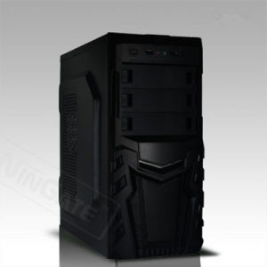 Popular Special Design Good Quality Standard Desktop ATX PC Case pictures & photos