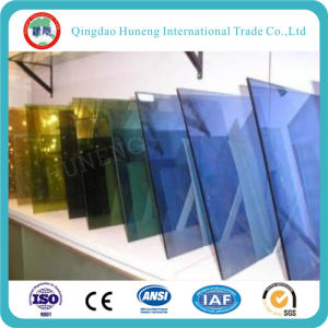 4-12mm Colorful Reflective Glass with Ce ISO Certificate pictures & photos