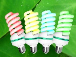 Energy Saving Lamp 50W 60W Full Spiral Compact Bulb CFL pictures & photos