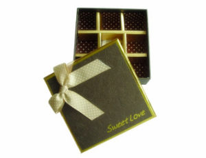 Custom Eco-Friendly Food Boxes Chocolate Boxes Printing pictures & photos